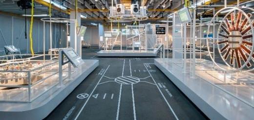 Google Web Lab - London Science Museum
