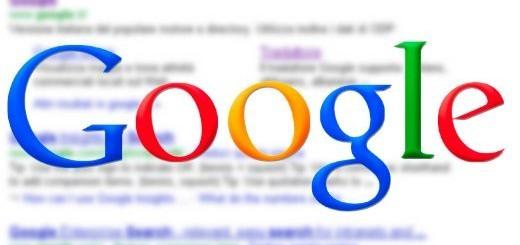 Google pulsante share
