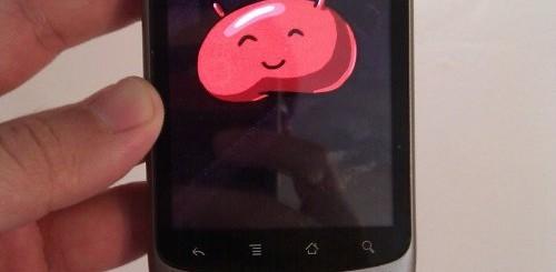 HTC Nexus One Jelly Bean