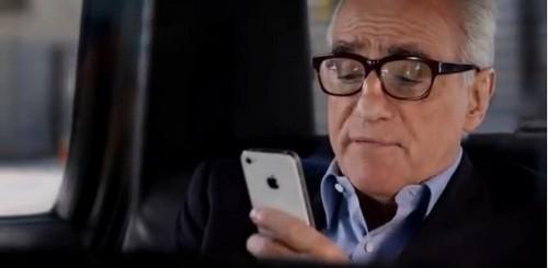 Martin Scorsese e Siri