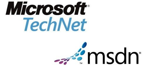 Microsoft TechNet - MSDN