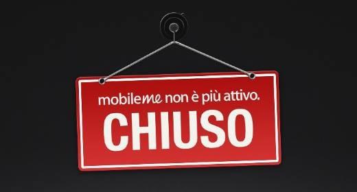 Apple chiude MobileMe