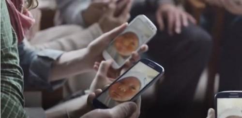 Samsung Galaxy S3 Share Shot