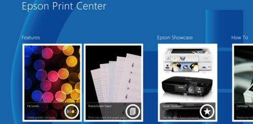 Stampa in Windows 8