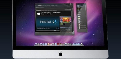 Steam su Mac