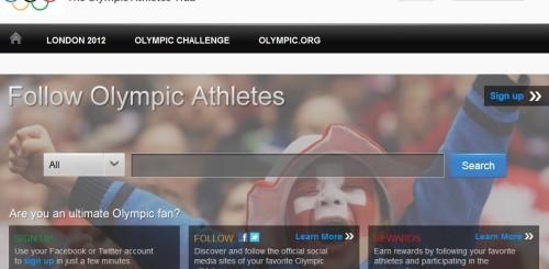 The Olympic Athletes'Hub