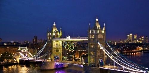 Tower Bridge London 2012