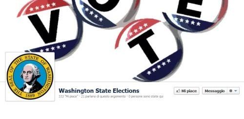Voto su Facebook