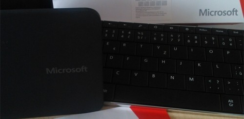 Wedge Mobile Keyboard per Windows 8
