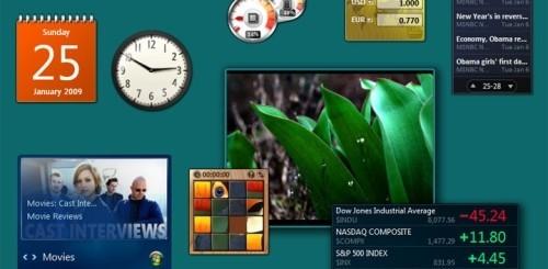 Windows 7 Gadget