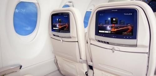 Android sul Boeing 787 Dreamliner di Qatar Airways