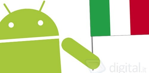 Android in Italia