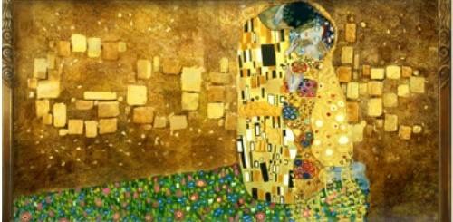 Gustavs Klimt, Google doodle