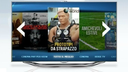 Premium play su samsung smart tv entro l anno webnews for Premium play smart tv