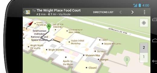 Google Maps Musei