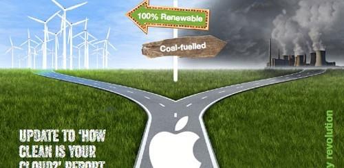 Greenpeace e Apple