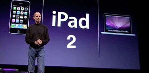iPad 2, keynote