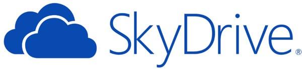 Logo SkyDrive