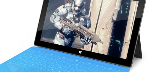 Halo 4 su Microsoft Surface