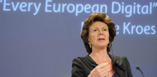Neelie Kroes e la net neutrality