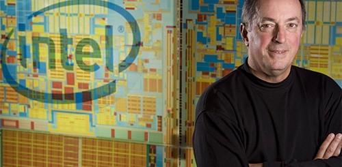 Intel CEO, Paul Otellini