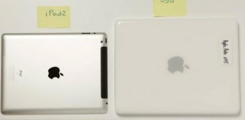 Prototipo iPad e iPad 2