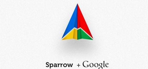 Google ha acquistato il mail client Sparrow