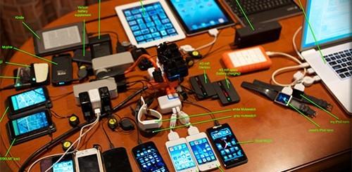 Tutti i dispositivi di Steve Wozniak