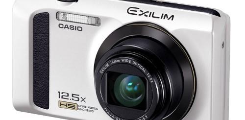 Casio EXILIM EX ZR310