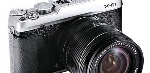 Fujifilm E X1