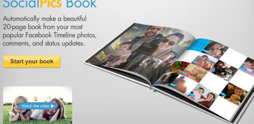 SocialPics Book