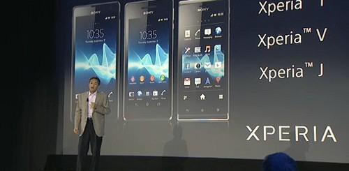 Sony Xperia T, V, J