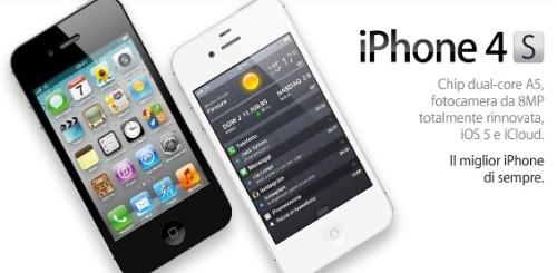 Apple iPhone 4S: dove comprarlo al miglior prezzo