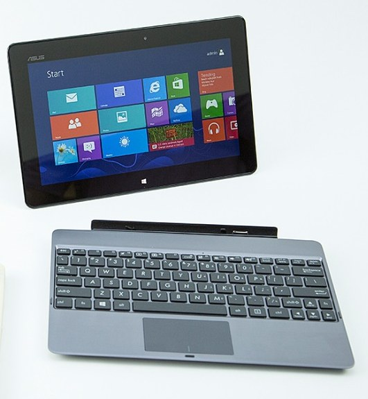 Tablet ASUS con Windows RT