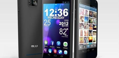 BLU Vivo 4.3