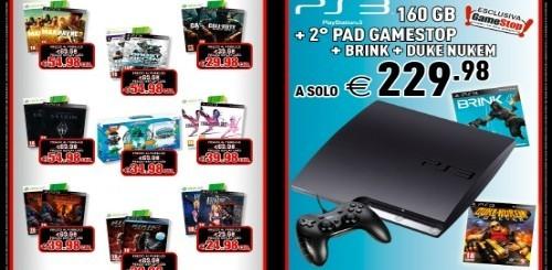 GameStop lancia il nuovo volantino delle offerte