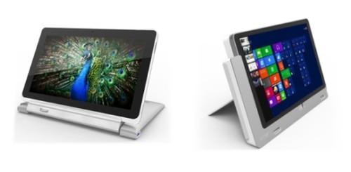 Acer Iconia Tab W510 e W700