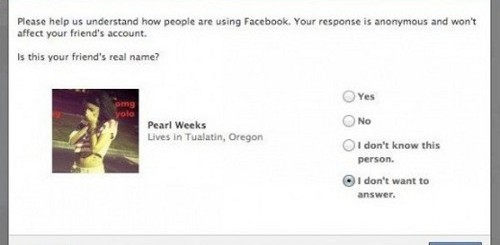 Facebook contro i fake