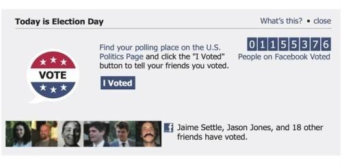 Facebook social message