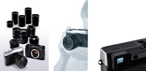 Fujifilm X E1