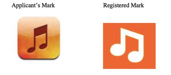 Icona Music di Apple e di MySpace