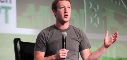 Mark Zuckerberg alla TechCruch Disrupt