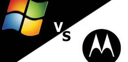 Microsoft contro Motorola