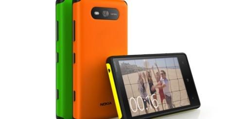 Nokia Lumia 820 cover rugged
