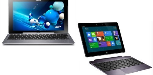 Samsung Ativ vs ASUS Vivo