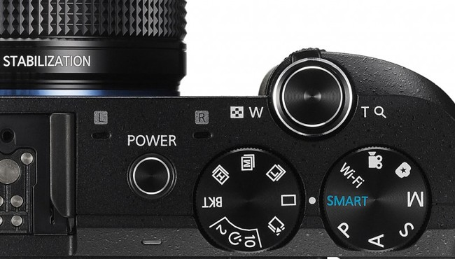 Samsung Smart Camera EX2F 10