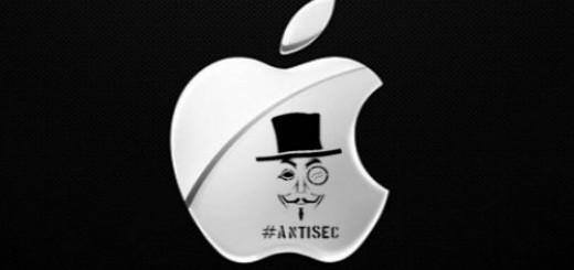 Apple e ANTISEC