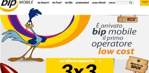 Nasce Bip Mobile il primo operatore low cost italiano