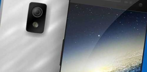 Smartphone Nexus con display edge-to-edge