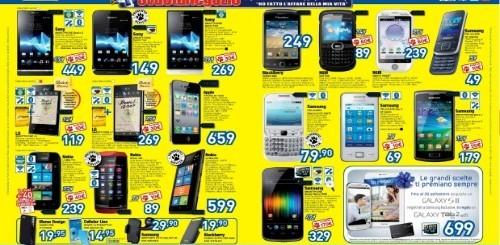 Euronics lancia lo SvuotaNegozio: Galaxy Nexus a soli 329 euro